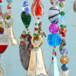 Beads and Bells Windchimes