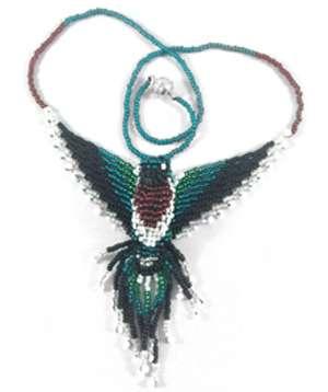 ruby throat hummingbird front