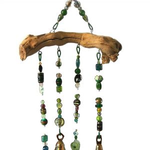 green bell chime