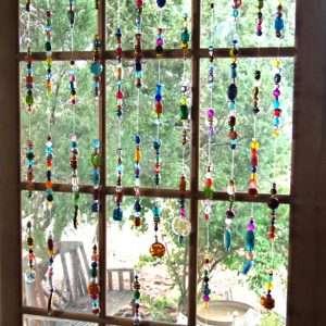 Rainbow Window Decor