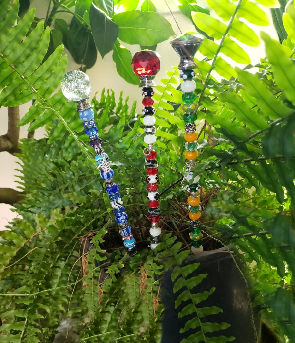 Glass Plant Stakes