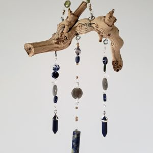 Earth Stones Lapis Lazuli Wall Hanging