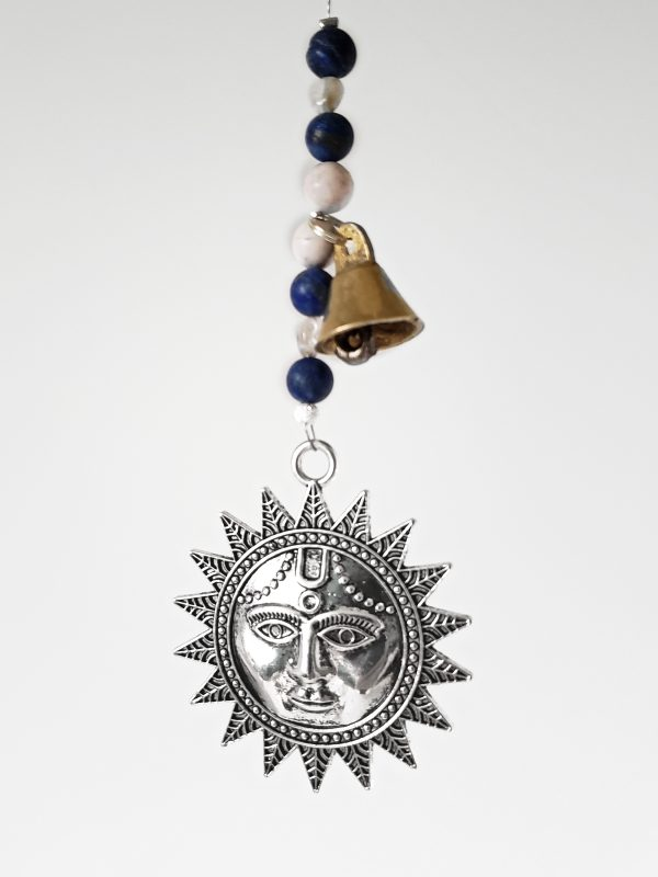 Lapis Lazuli Earth Spirit Protective Charm